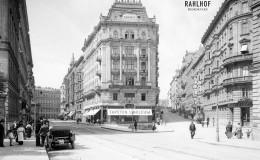 Rahlhof – historisches Foto+beschriftung