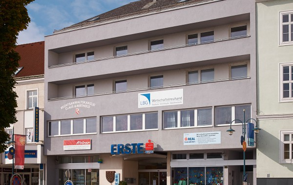 2130 Mistelbach, Hauptplatz 1